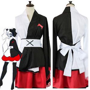 Danganronpa Monokuma Japanese Kimono Dress Halloween ...