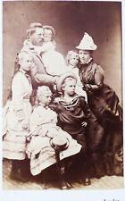 c1875 Hohenzollern Friedrich III. Original-Photographie