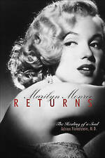 Marilyn Monroe Returns: The Healing of a Soul,Finkelstein, Adrian,Excellent Book