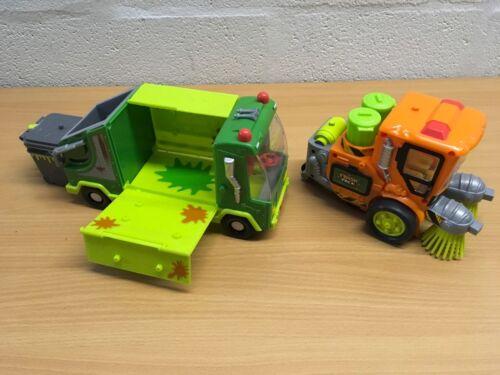 The Trash Pack ordures camions édition limitée Sweeper vous choisissez