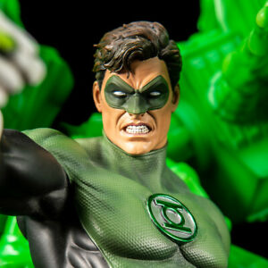 XM STUDIOS Green Lantern Rebirth Sixth Scale 1:6 Statue EX Bonus Plaque NEW