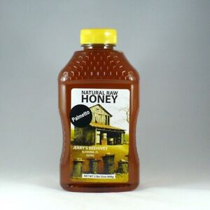 Palmetto-Honey-2-Lb-32-oz-Completely-raw-Palmetto-Raw-Natural-Honey