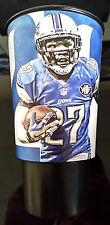 2016 Glover Quin Detroit Lions #27 Ford Field Souvenir Beverage Cup SGA NFL