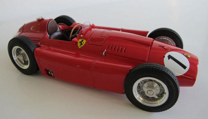 M - 197 Ferrari d501956 GP England 35pers 1 Fangio, edición limitada 1.000 copias, 1  18