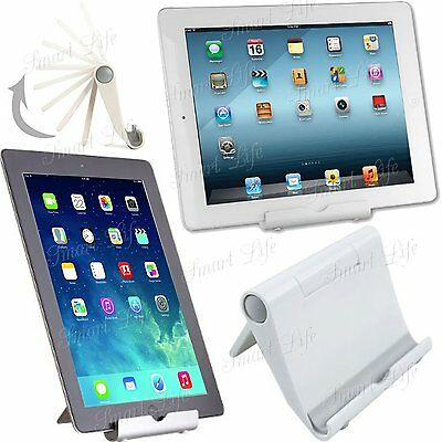 Multi-Angle Portable Stand For iPad Tablets, E-readers, Kindle and Smartphone 's