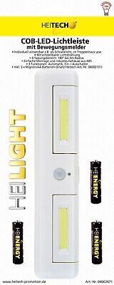 HEITECH COB LED Lichtleiste Nachtlicht Treppenlicht mit