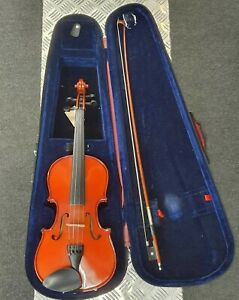 3-4-Size-Stentor-Student-II-good-quality-beginners-violin-outfit-w-case-amp-bow