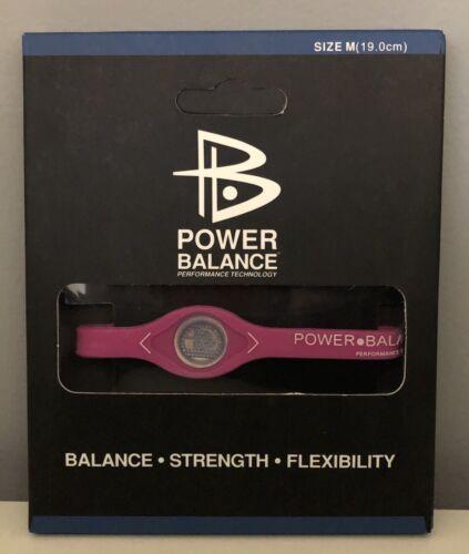 Power Balance Band Pink ***Free Express Post*** Size Medium