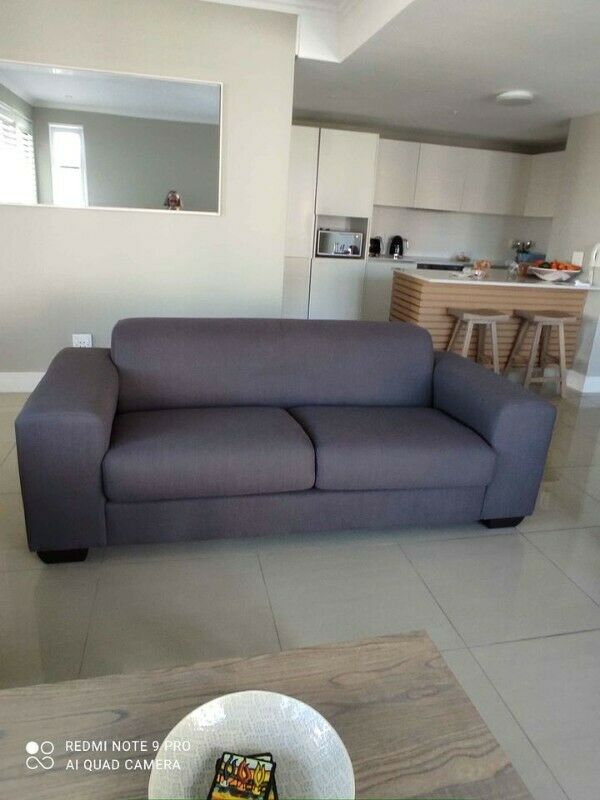 Titanic fully upholstered 2 seater couch