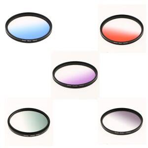 Universale Filtro Colore 72mm rosso VHBW per Olympus