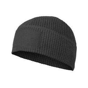 Helikon-tex-Range-Beanie-Outdoor-Camping-Cap-Grid-Fleece-Cap-Black-Black-XL