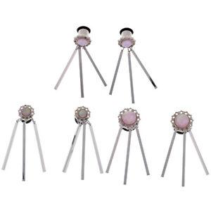 Tassel-Ear-Tunnels-Plugs-Expander-Dangle-Gauges-Stretcher-Piercing-Jewelry