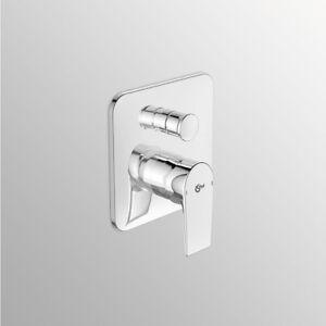 Rubinetto Vasca Ideal Standard.Miscelatore Rubinetto Incasso Doccia Vasca Ideal Standard Edge