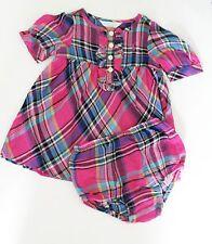 91e76f6d4 item 5 Ralph Lauren Baby Girls Cotton Plaid Dress   Bloomer Pink Multi Sz  9M - NWT -Ralph Lauren Baby Girls Cotton Plaid Dress   Bloomer Pink Multi  Sz 9M - ...
