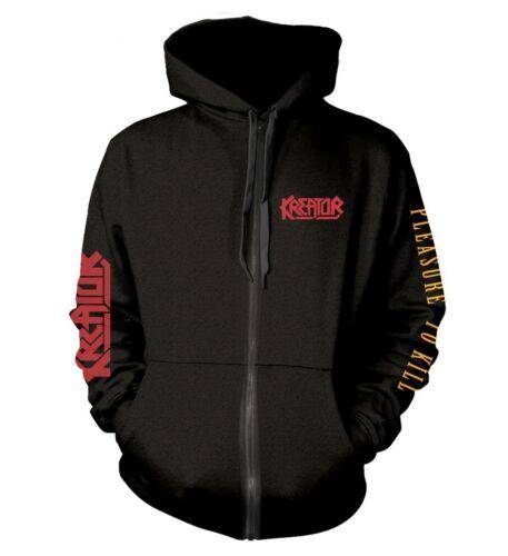 Kreator Pleasure To Kill NEW Hooded Sweatshirt