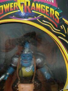 1993 Bandai Mighty Morphin SQUATT Power Rangers Evil Space Aliens Figurine 2210