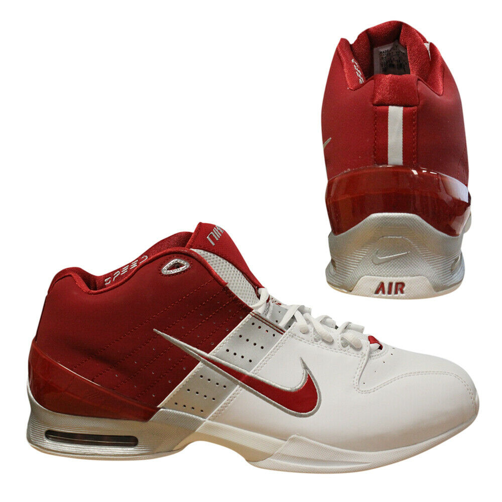 Nike Air Unlimited 2004 Basketball shoes Lace Up  Mens Trainers 308559 161 D70