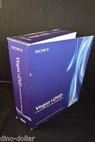 Sony Vegas + Dvd Production Suite (hd Video, Audio & Dvd Creation)