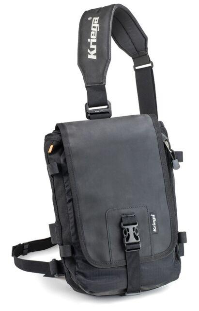 Kriega Sling Motorcycle Shoulder Bag Quality Waterproof Approx. 8 Litre Volume