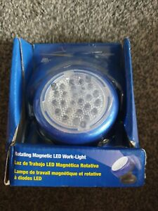 Details About Blue Point 24 Led Rotating Magnetic Work Light Ecfled24 Sold By Snap On