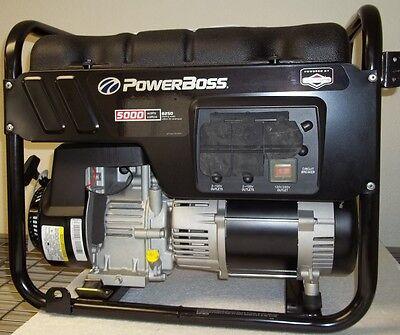 Briggs & Stratton 5000/6250 Watt  Portable Generator Briggs Engine #30535-R