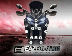 100% De Qualité Eazi-guard Ducati Multistrada 1260 (s) 2018 Moto Protection Contre Les Pierres Fabrication Habile