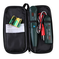 Telephone Rj Electric Cable Wire Line Audio Generator Tracker Tester Probe