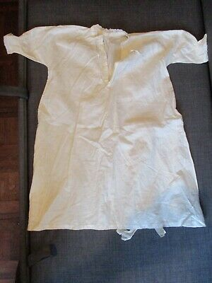 Il Migliore Abito Da Vittoriana Originale Eventualmente Battesimo Antico Da Collezione Vintage-mostra Il Titolo Originale Alleviare Il Caldo E Il Colpo Di Sole