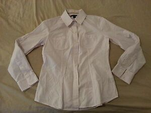 Other Stories Ladies Biege Blue Pattern Shorts size 34 us 4 8b5d08b7eb8