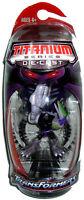 Transformers Titanium Die-cast Beast Wars Megatron Figure Decepticon Toy