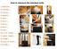 miniature 12 - Mens Suits Sets 3 Pcs Slim Fit Coats Tuxedos Groom Groomsman Formal Work Casual