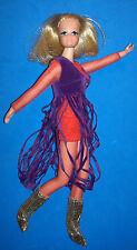 Vintage Live Action Blonde P.J. PJ Doll #1156 Original Mod Outfit 1970 Barbie