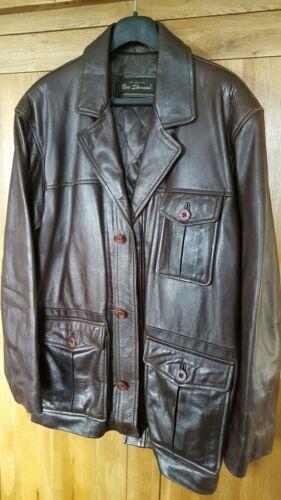 Leather Ben Sherman Vintage Jacket Leather Ben Jacket Ben Sherman Leather Sherman Jacket Sherman Vintage Vintage Ben AwqXFF6d