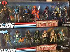 Gi Joe 25th Ann Assault on & Defense of Cobra Island Mindbender Lamprey Zap