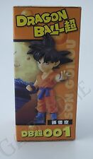 "Dragon Ball  Z Super Wcf World Collectible Figure V1 Goku 2.75"" Son Goku Sealed"