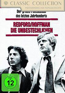 Die-Unbestechlichen-Special-Edition-2-DVDs-NEU-OVP-Robert-Redford-D-Hoffman
