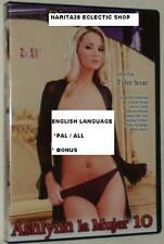 ASHLYNN La mujer 10 BROOKE & FRIENDS 7 English language Spanish DVD NEW