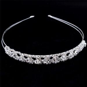 Women-Pageant-Bridal-Crown-Wedding-Tiaras-Headdress-Rhinestone-Bride-Headband-CN