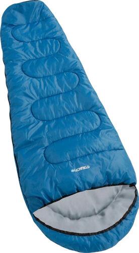 compression sac ainsdale Lichfield unique adulte 225gsm momie sac de couchage bleu