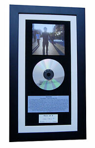 EMBRACE-Good-Will-Out-CLASSIC-CD-Album-GALLERY-QUALITY-FRAMED-FAST-GLOBAL-SHIP