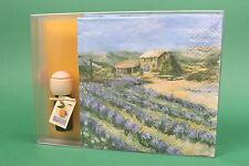 Raumduft + Servietten Geschenkset Muttertag Ternberger Traumduft Lavendelfeld