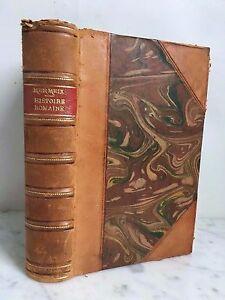 Mermeix Histoire Romana París Artheme Fayard Y Cie 1932