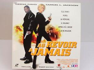 LASERDISC-AU-REVOIR-A-JAMAIS-GEENA-DAVIS-SAMUEL-L-JACKSON