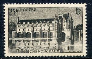 STAMP-TIMBRE-FRANCE-NEUF-N-611-CHATEAU-DE-CHENONCEAUX
