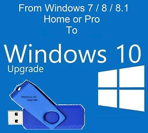 windows 10 update from 8.1 pro