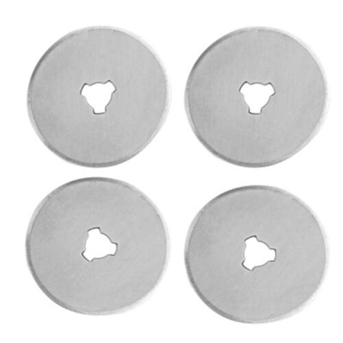 20PCS 45mm Rotary Cutter Refill Blades Quilters Sewing Fabric Cutting Tools CS