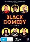 Black Comedy : Season 1-2 (DVD, 2016, 2-Disc Set)