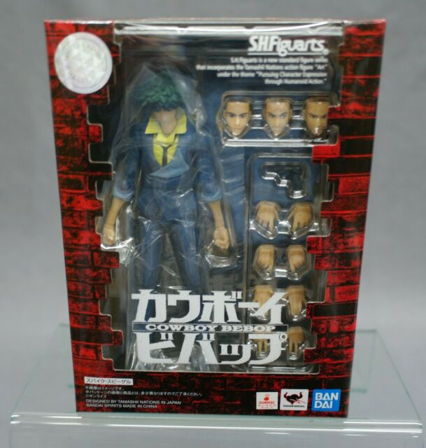 SH S.H. Figuarts Spike Spiegel Cowboy Bebop BANDAI SPIRITS NEW (IN STOCK)***