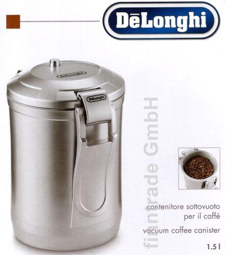 DELONGHI sottovuoto Contenitore kaffeebox Caffè Barattolo 5513290061 500 G NUOVO