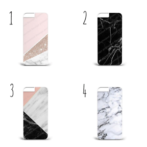 Marble-Pattern-Hard-Plastic-phone-Case-Cover-All-iPhone-and-Samsung